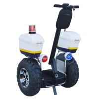 Quality EcoRider Latest Off Road Segway Self Balancing Electric Scooter with 72V 4000W motor for Police and Patrol wholesale