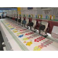 Buy cheap TSE- Embroidery Machine With Applique Embroidery & Dual Sequin from Wholesalers