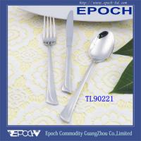 China Chinese factory wholesale dinnerware stainless steel cutlery on sale