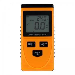 GM630 Digital LCD Display Induction Wood Moisture Meter Wood Moisture Content Meter Wood Moisture Tester 0~50%