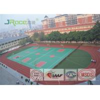 Buy cheap SPU 3 - 7 mm Thickness Basketball Sport Court For All Year Round from Wholesalers