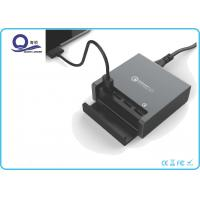 Buy cheap 4 Ports Multiple USB Quick Charger Desktop Charging Station with QC 3.0 Support from Wholesalers