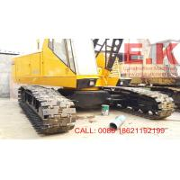 Buy cheap used original Japanese SUMITOMO crawler crane 40ton(LS108) from Wholesalers