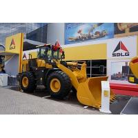 Buy cheap china 953n sdlg wheel loader, earthmover machine, heavy equipment supplier from Wholesalers
