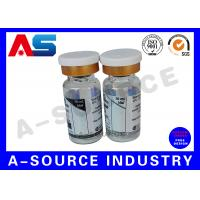 Buy cheap Removable Pharmaceutical Bottle 10ml Vial Labels  Hologram Printing from wholesalers