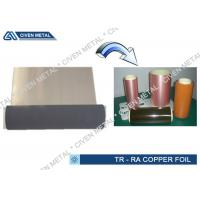 Surface Roughness Treated RA Copper Foil for FCCL with Single Shiny Side