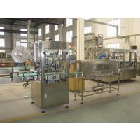 Quality Low Noise Bottle Labeling Machine Shrink Sleeve Applicator Machine for sale