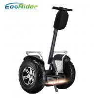 Quality 2 Wheel Segway Scooter With Double Battery / Two Wheel Self Balancing Electric Scooter wholesale