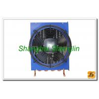 Buy cheap Hot Water Φ12.7mm Copper Tube Air Cooled Heat Exchangers Include Fan from Wholesalers