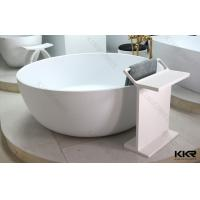 Buy cheap Modern Bathroom Stool Stone Benches Solid Surface Tubs Stool For Bathtubs from Wholesalers