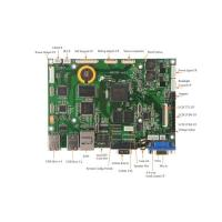 Buy cheap Au1250@400MHz / 500 / 700MHz 512KB NOR Flash DDR-2 TTL Interface Industrial All In One PC from Wholesalers