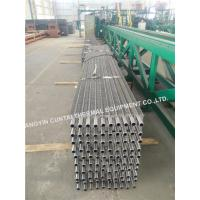 Buy cheap Welded Rectangular HH Type Carbon Steel Finned Tubes For Economizer from wholesalers
