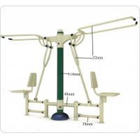 Buy cheap KQ7159B Playground Fitness Equipment , Adults Or Kids Fitness Playground Use In Park from wholesalers