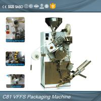 Quality Multifuctional Vertical Automatic Tea Bag Machine With Boxing Automatic wholesale