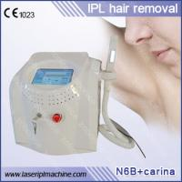Buy cheap Desktop  Laser Ipl Machine For Hair Removal Skin Care With Touch Screen from Wholesalers