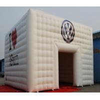 4m White Promotion Advertising Inflatable Cube Tent for Event and Activity