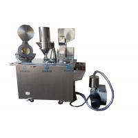 Buy cheap Semi Automatic Capsule Filling Machine Manufacturer from wholesalers