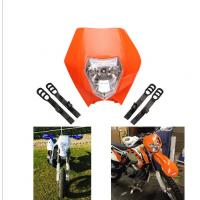 Buy cheap Multi Color KTM Dirt Bike Motorcycle Driving Lights High Brightness Longer Life Span from Wholesalers