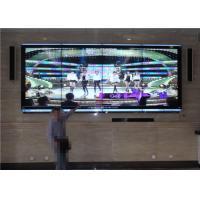 Buy cheap High Contrast Broadcast Video Wall Digital Signage Flexible Structure With Controller from Wholesalers