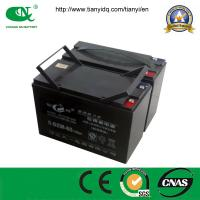 Buy cheap 48V65ah Maintenance Free Deep Cycle Power Battery Pack for Rickshaw from Wholesalers