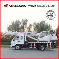 Buy cheap light truck crane from Wholesalers