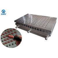 Buy cheap Aluminium 96 Cavities Manual Lipstick Mold For Color Cosmetic Filling Machine from wholesalers