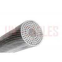 Buy cheap High Voltage Chinese Standard ACSR Conductor Bare ISO9001 GB1179 - 83 Type LGJ Rope from Wholesalers