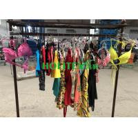 China Colorful Second Hand Ladies Clothes Korean Style Used Swimwear For Summer on sale