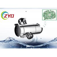 Quality 3-Way Diverter For Bathroom Handheld Shower Head Shower Arm Bath Chrome Plated wholesale