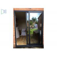 Buy cheap Sound Proof Aluminium Sliding Windows / Doors Low - E Glass AS2047 Cetification from wholesalers