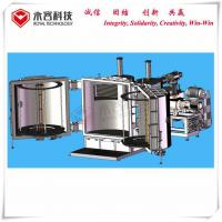 Buy cheap Silver Spoon Aluminum Vacuum Metallizer Machine For Plastic Abs Spoon / Forks from Wholesalers