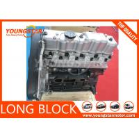 Quality Long Engine Cylinder Block For Hyundai H1 D4BB D4BH / Mitsubishi 4D56T D4BH wholesale