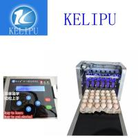 Buy cheap Electronic Intelligent 12 V Egg Printer Machine With One Year Warranty Time from Wholesalers
