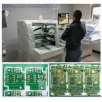 Buy cheap 100mm / s PCB Depaneling Router Windows Routing Bit Sectioning Twin Table from wholesalers