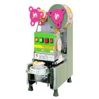 Buy cheap Automatic Plastic Cup Sealing Machine for Milk Tea/Juicer/Bubble Tea from Wholesalers