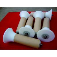 Buy cheap UHMW-PE Cover Self Aligning Roller For Belt Conveyor Abrasion Resistant Side Guide Rollers from Wholesalers