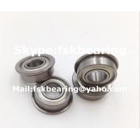 Buy cheap Miniature MF126ZZ Flange Deep Groove Ball Bearing Chrome Steel / Stainless Steel from Wholesalers