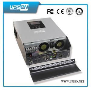 Buy cheap Parallel Solar Inverter 12/24/48V 220V Inbuilt Battery Charger 1000va - 5000va with Ethernet Connection from wholesalers