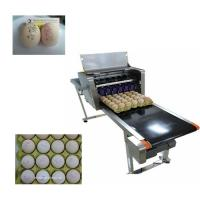 Buy cheap Multiple Nozzle High Resolution Printer For Food Industry Egg Date Stamp Machine  from Wholesalers