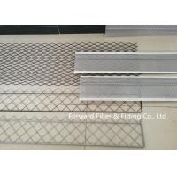 Quality SUS304 / 304L / 316 / 316L Stainless Steel / Aluminum Alloy Roof Gutter Guard wholesale