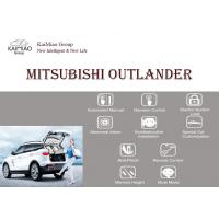 Buy cheap Mitsubishi Outlander (2014+) Electric Tailgate Lift Assist System , Auto Power Tailgate Lift from wholesalers