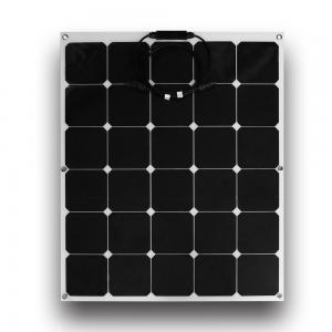 China 28PCS Flexible Portable Solar Panels Nominal Capacity 50W For Yachts / Boat on sale