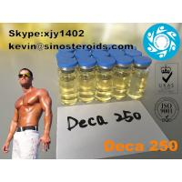 Buy cheap Deca 250 Nandrolone Decanoate Injectable Anabolic Steroids Yellow Liquid from Wholesalers