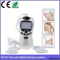 Buy cheap digital full body massager pain stress relief healing electrodes acupuncture therapy devic from Wholesalers