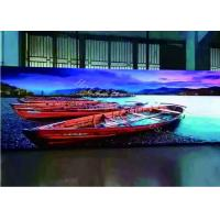 Buy cheap High Resolution Indoor LED Screen Small Pitch 1.9-15 M Viewing Distance from Wholesalers