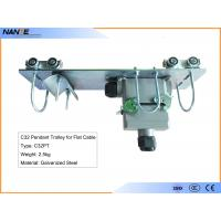 Buy cheap C32PT Pendant Trolley For Flat Cable With Cable Gland Galvanized Steel Material from Wholesalers