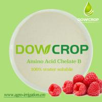 Buy cheap AMINO ACID CHELATED BORON DOWCROP HOT SALE HIGH QUALITY Light Yellow Powder 100% WATER SOLUBLE FERTILIZER ORGANIC from wholesalers