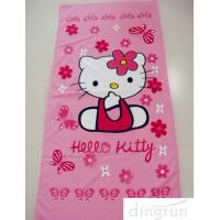 Buy cheap Cartoon Design Custom Printed Beach Towels Quick Dry For Bath / Pool 70*140 Cm from Wholesalers