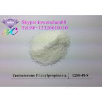 Buy cheap Testosterone Propionate Body Building Steroid White Crystal CAS 57-85-2 from Wholesalers