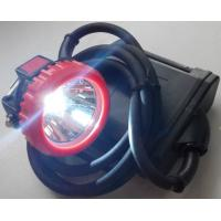 Buy cheap Gokang underground mining headlamp and mienrs cap lamp, ATEX certified miners cap lamp for export from Wholesalers